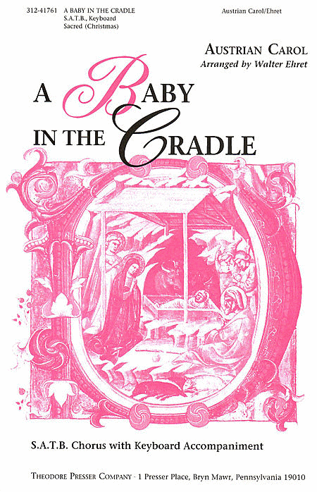 A Baby in the Cradle
