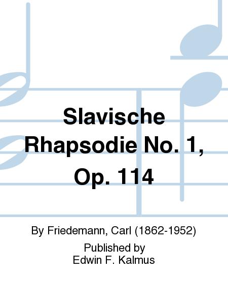 Slavische Rhapsodie No. 1, Op. 114