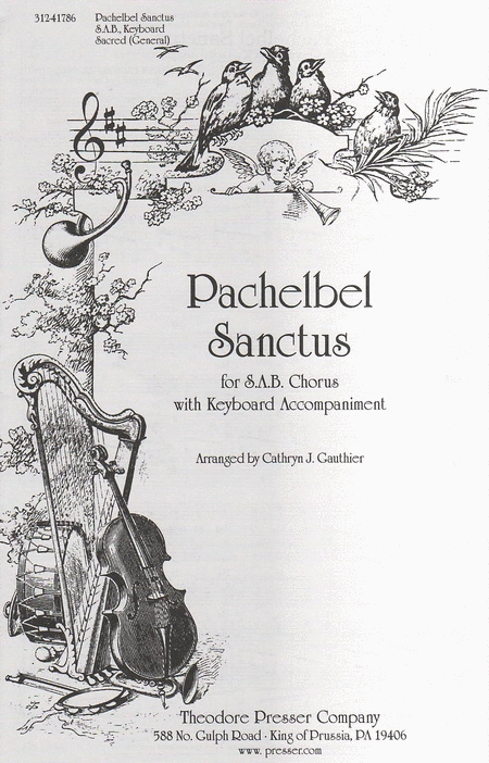 Pachelbel Sanctus