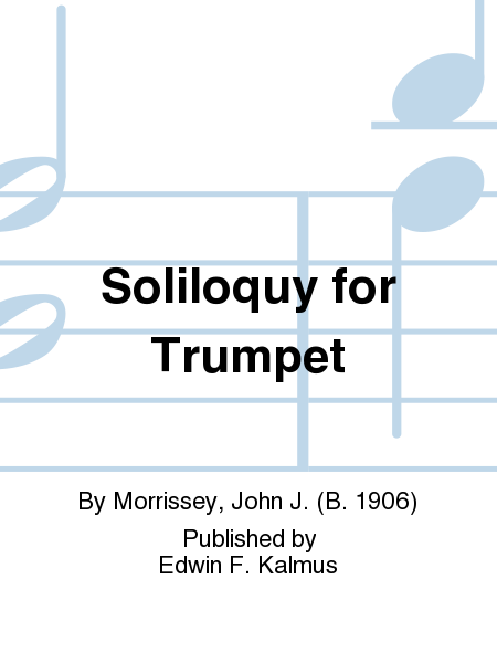 Soliloquy for Trumpet