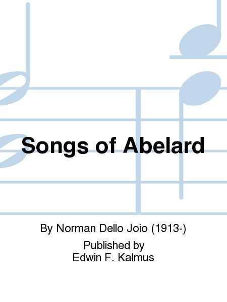 Songs of Abelard