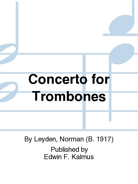 Concerto for Trombones