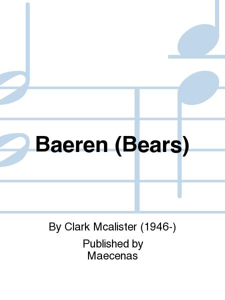 Baeren (Bears)