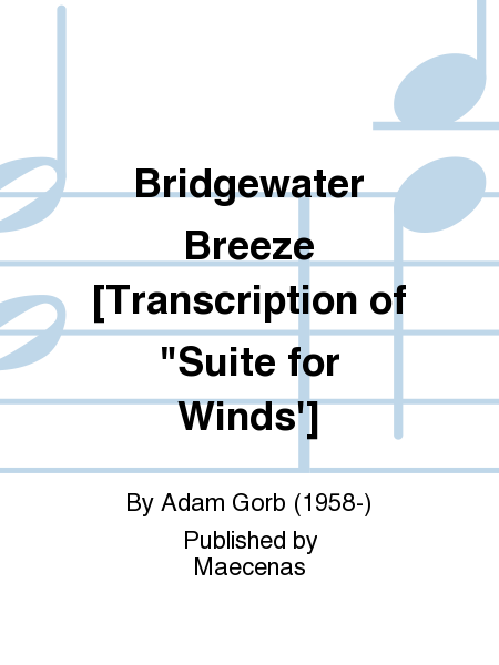 Bridgewater Breeze [Transcription of