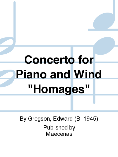 Concerto for Piano and Wind