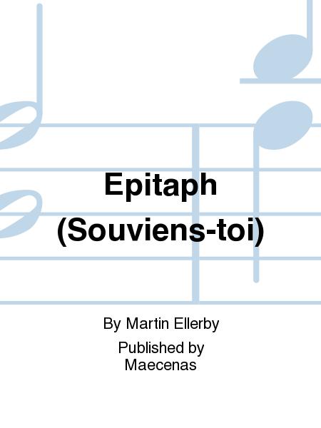 Epitaph (Souviens-toi)