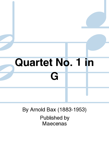Quartet No. 1 in G
