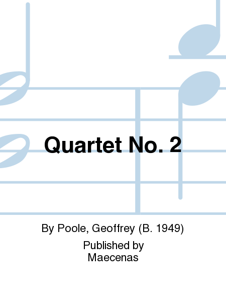 Quartet No. 2