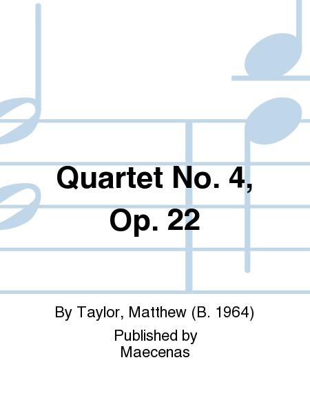 Quartet No. 4, Op. 22