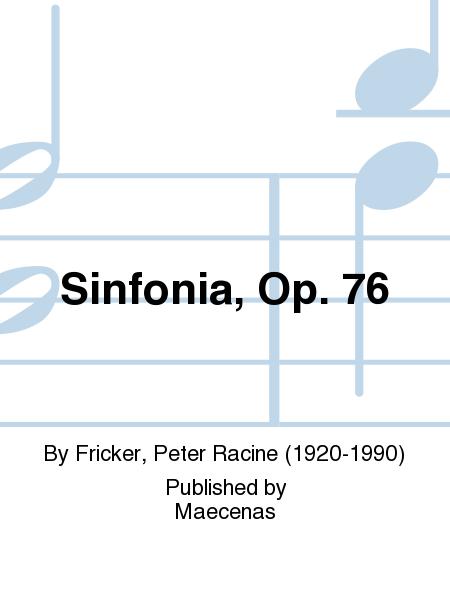 Sinfonia, Op. 76