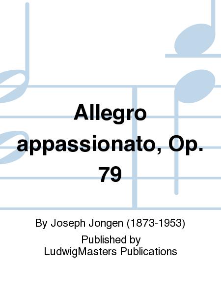 Allegro appassionato, Op. 79