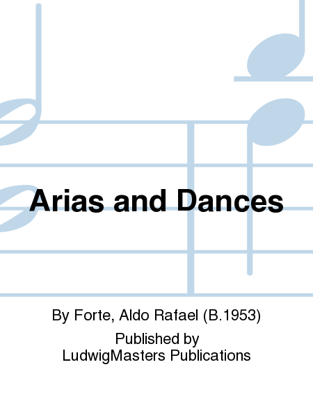 Arias and Dances