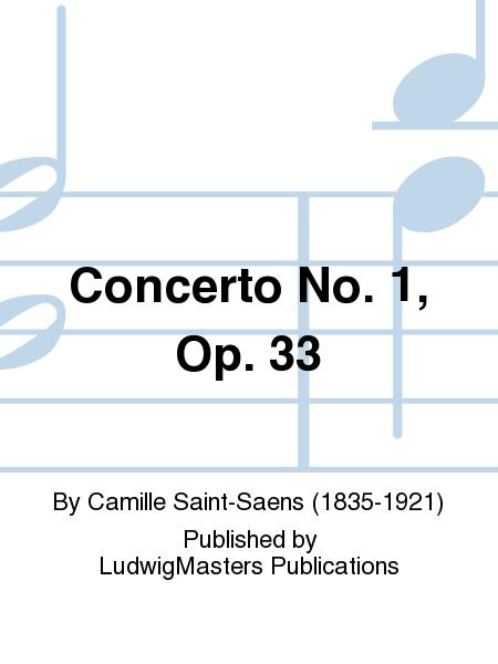 Concerto No. 1, Op. 33