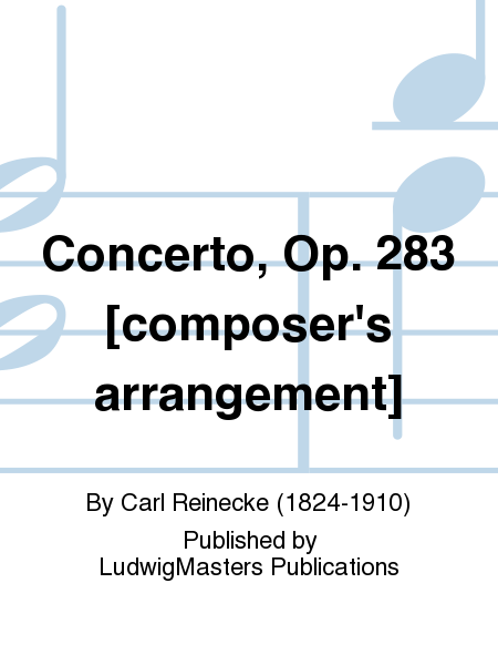 Concerto, Op. 283 [composer's arrangement]