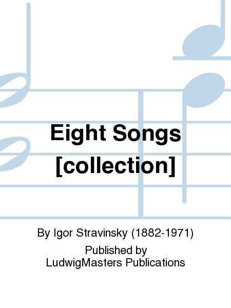 Eight Songs [collection]