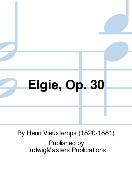 Elgie, Op. 30