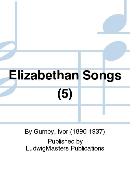 Elizabethan Songs (5)