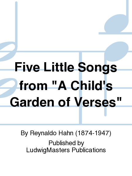 Five Little Songs from
