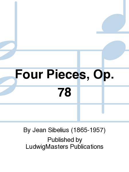 Four Pieces, Op. 78