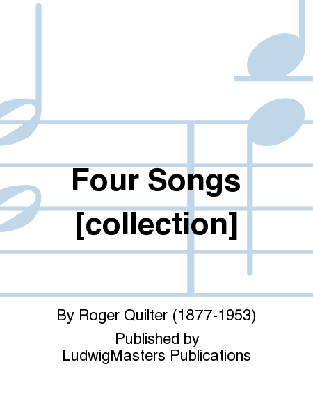 Four Songs [collection]