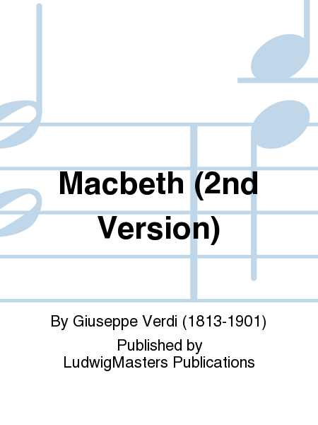Macbeth (2nd Version)