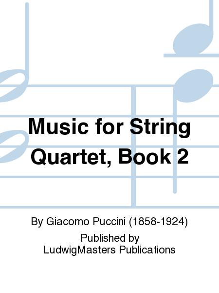 Music for String Quartet, Book 2
