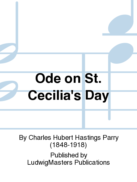 Ode on St. Cecilia's Day