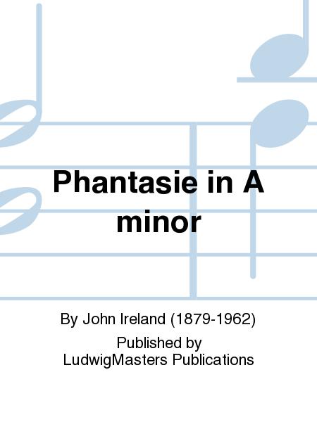 Phantasie in A minor