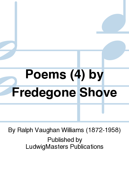 Poems (4) by Fredegone Shove