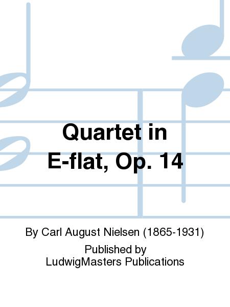 Quartet in E-flat, Op. 14