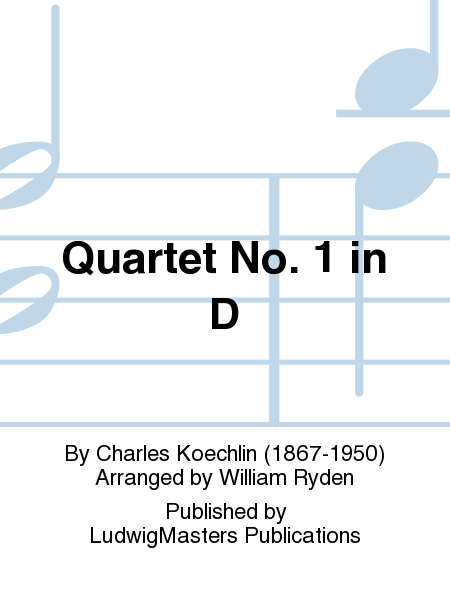 Quartet No. 1 in D