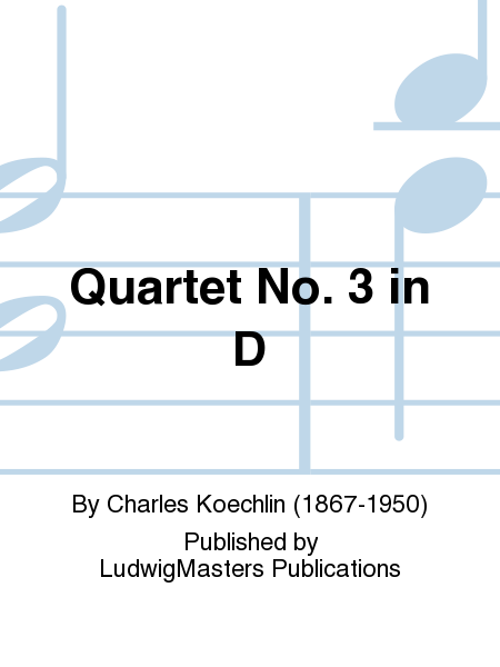 Quartet No. 3 in D