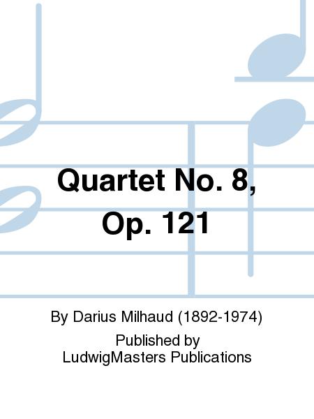 Quartet No. 8, Op. 121
