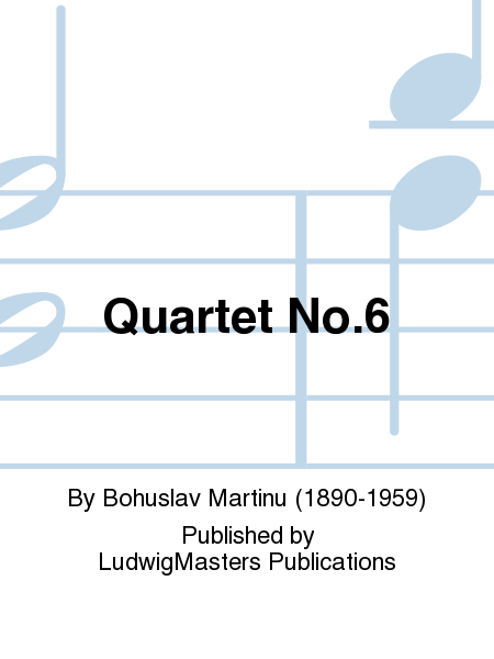Quartet No.6