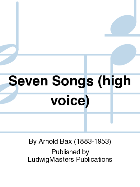 Seven Songs (high voice)