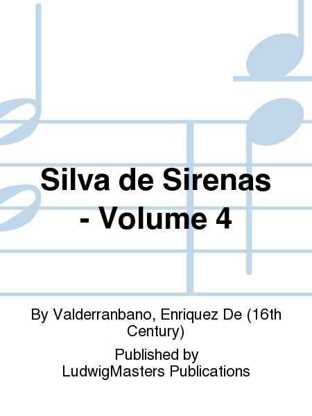 Silva de Sirenas - Volume 4