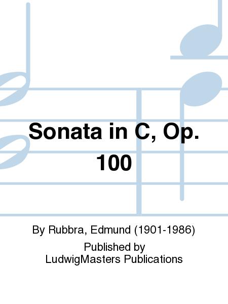 Sonata in C, Op. 100