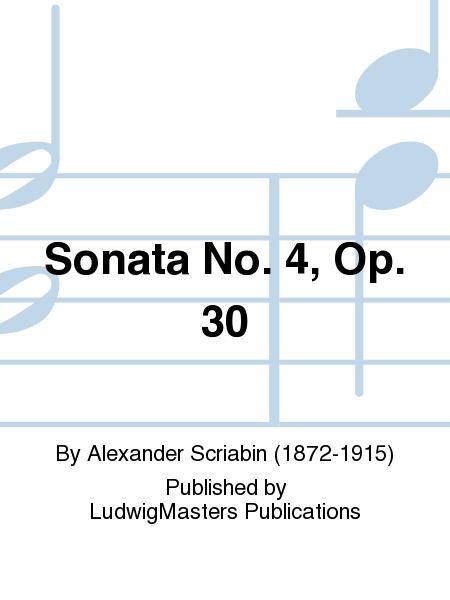 Sonata No. 4, Op. 30