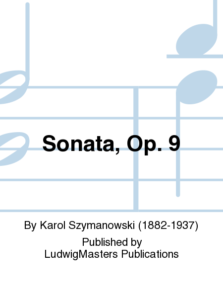 Sonata, Op. 9