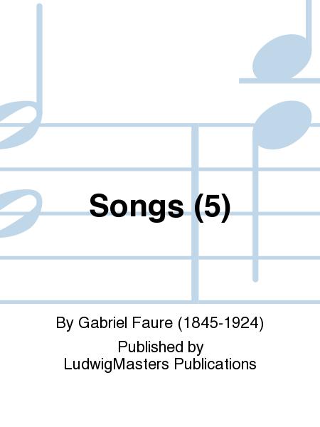 Songs (5)