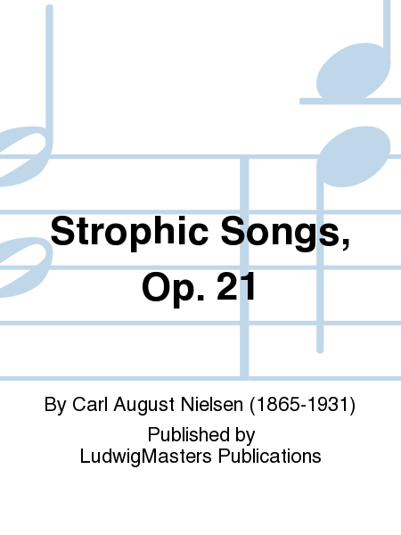 Strophic Songs, Op. 21