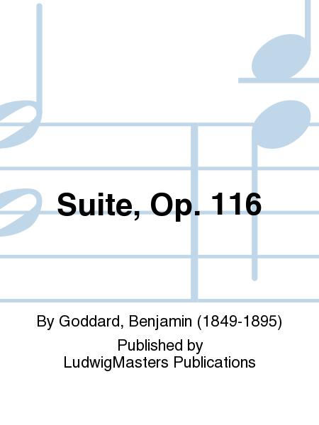 Suite, Op. 116