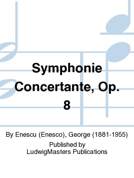 Symphonie Concertante, Op. 8