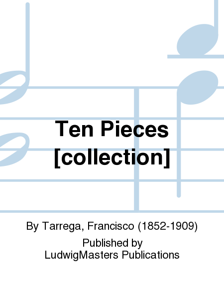 Ten Pieces [collection]