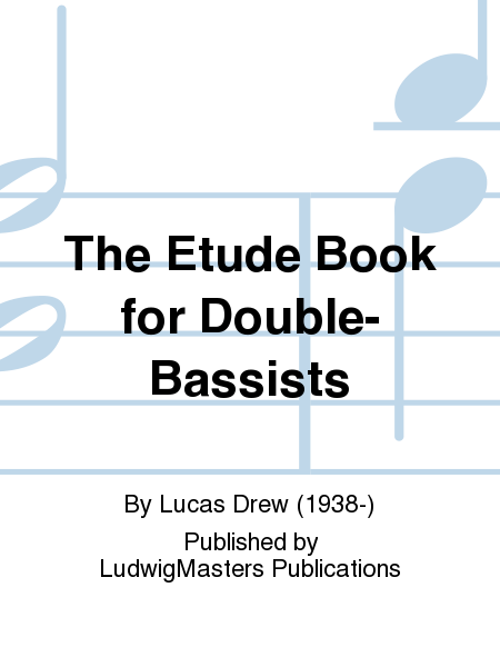 The Etude Book for Double-Bassists