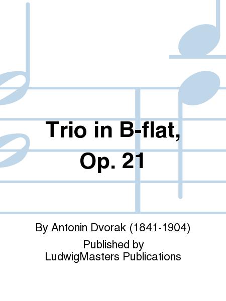 Trio in B-flat, Op. 21