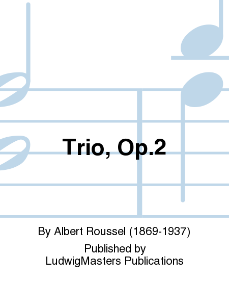 Trio, Op.2