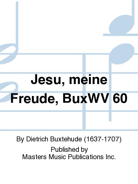 Jesu, meine Freude, BuxWV 60