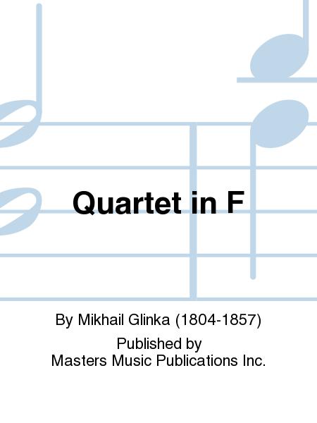 Quartet in F
