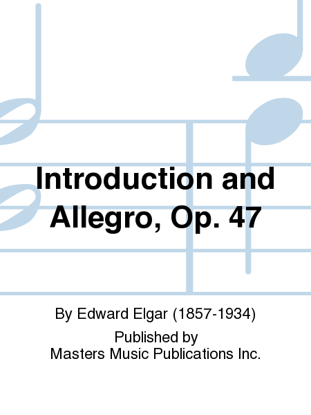 Introduction and Allegro, Op. 47